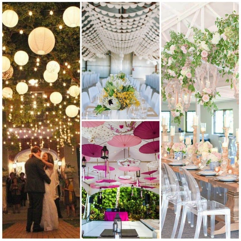Sunday Inspirations: 12 amazing ceiling decoration ideas