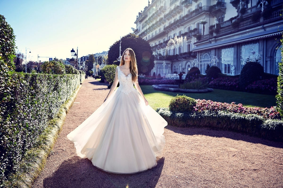 Wedding Dress EK1124