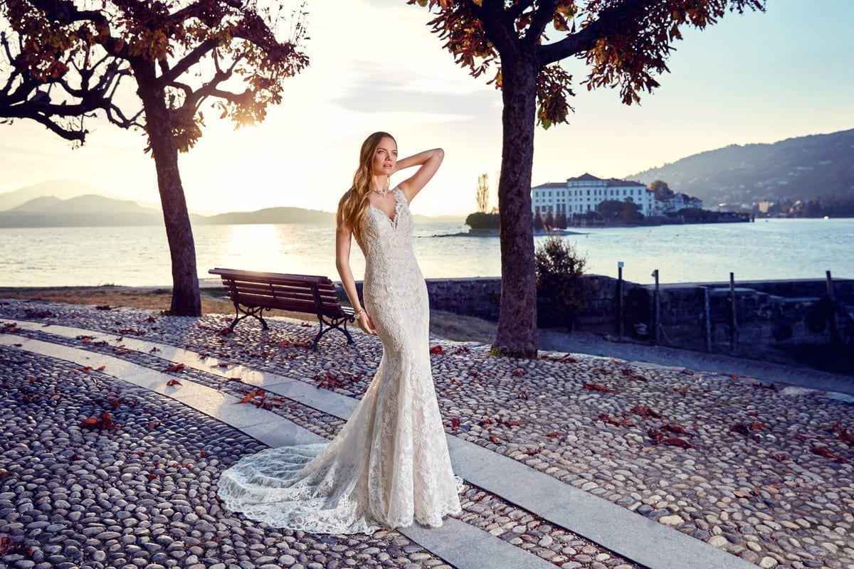 Wedding Dress EK1127
