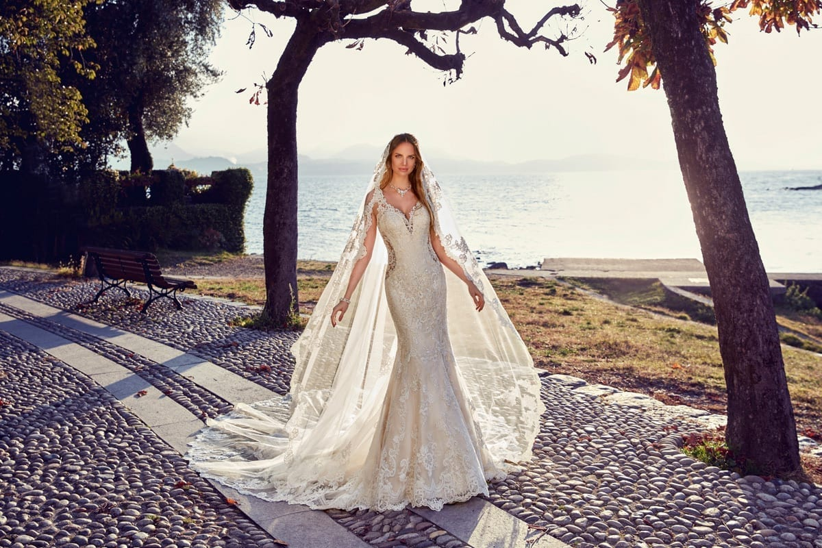 Wedding Dress EK1128
