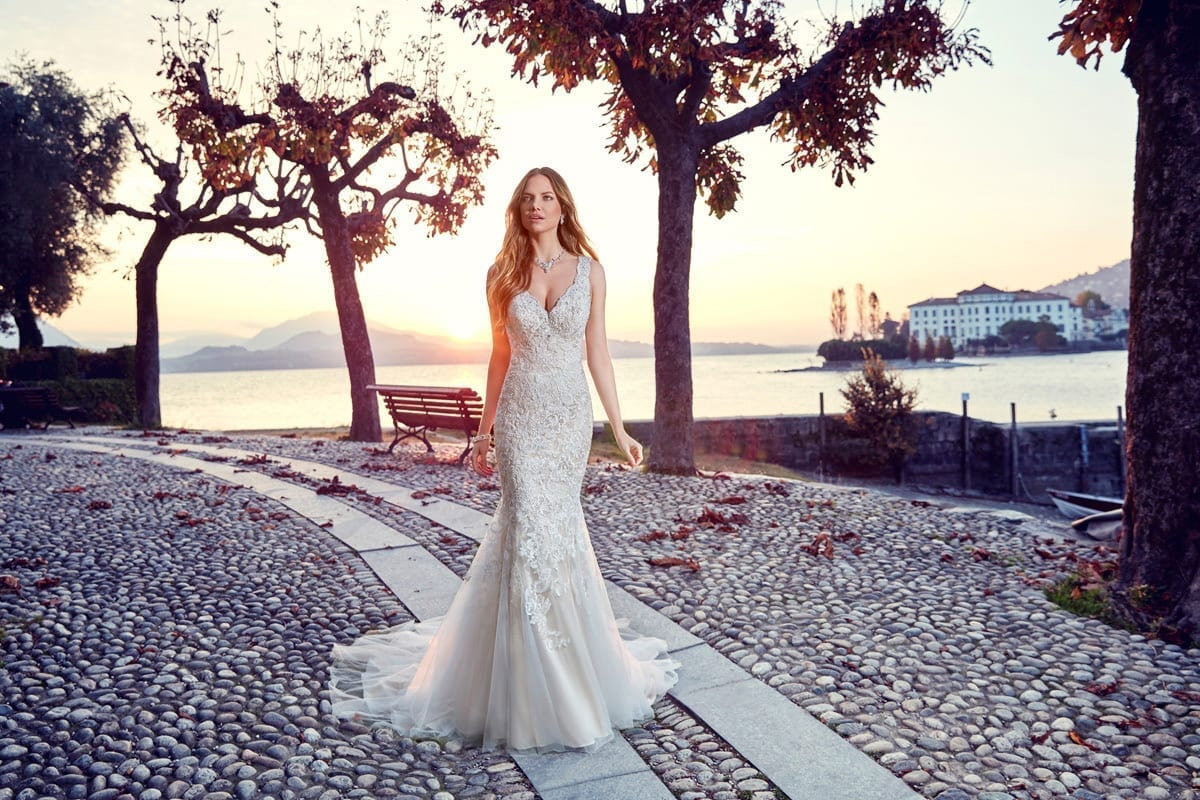 Wedding Dress EK1129