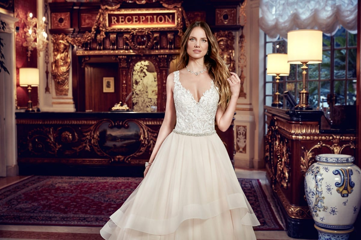 Wedding Dress EK1130