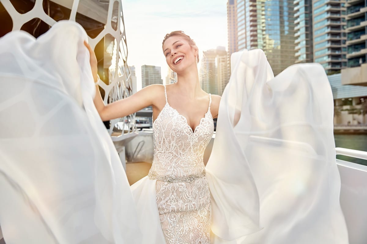 Wedding Dress SKY119
