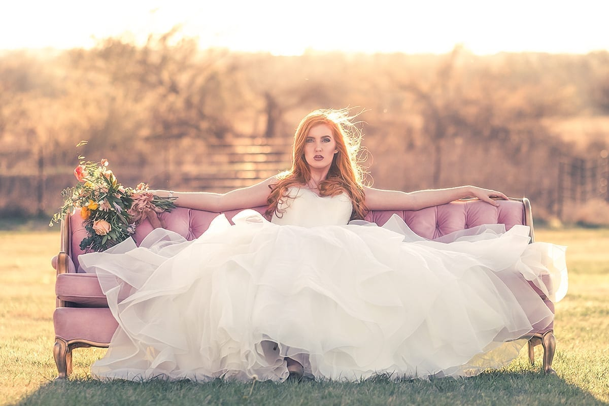 Sunday Inspiration: Photo shoot collaboration with Mike Aguilar and Silhouette Bridal