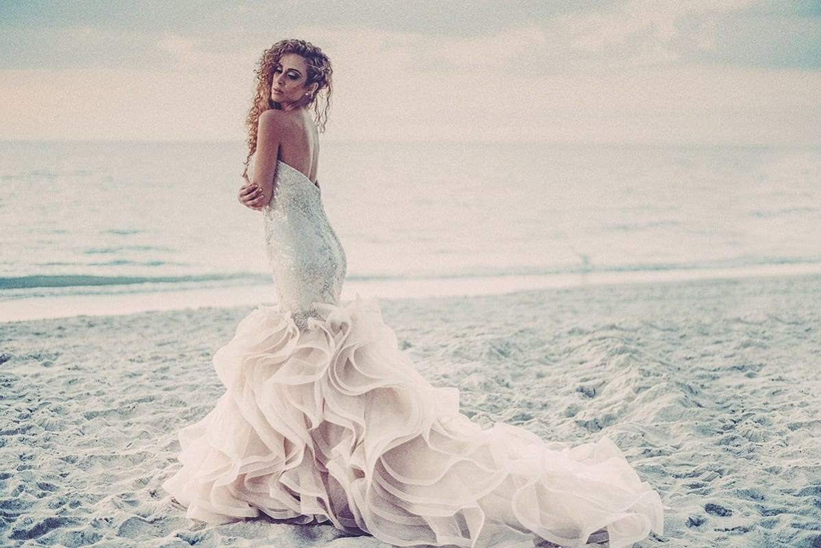 Sunday Inspiration: Bridal shoot with Fly High Studios and Laura Jacobs Bridal
